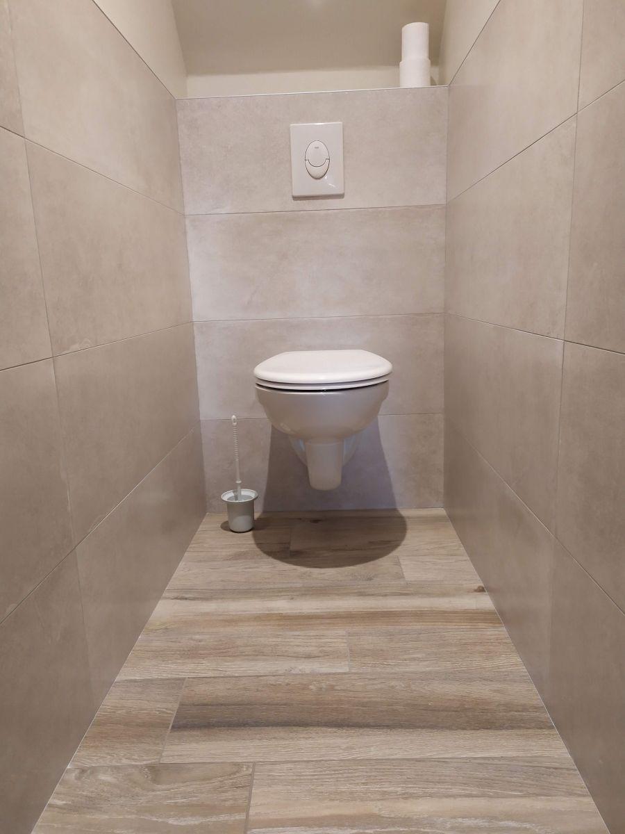 WC sol et Faïence